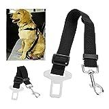 1pcs, Adjustable Lead Clip Dog Cat Pet Car Safety Seat Belt Vehicle Car Seat Belt Seatbelt Harness
