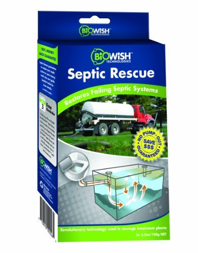 Septic Rescue - Restore Failing SEPTIC Systems in Just 3 Days by biowish