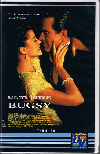 Bugsy [VHS]