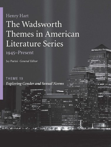 The Wadsworth Themes American Literature Series,...