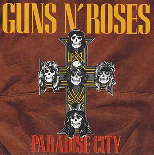 Gun N' Roses - Paradise City (single)