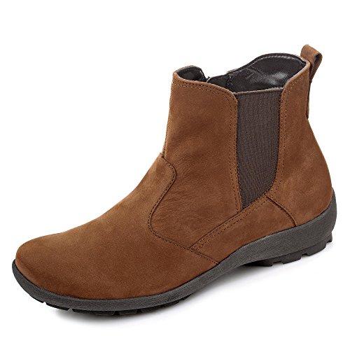 Waldläufer Schuh, Groesse 40, rost
