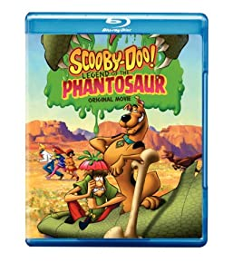 Scooby Doo: Legend of the Phantosaur (Blu-ray/DVD Combo + Digital Copy)