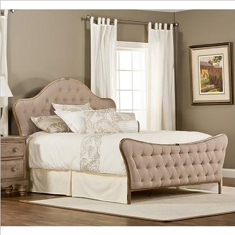 Hillsdale Jefferson Bed in Antique Beige