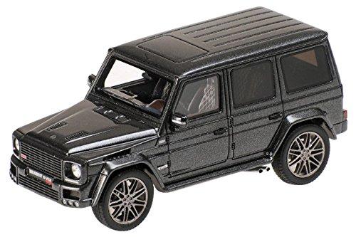 minichamps-modellino-auto-brabus-g-v12-widestar-grigio-2010-scala-143