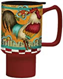 ARTISAN Lang Kitchen Whimsy Travel Mug