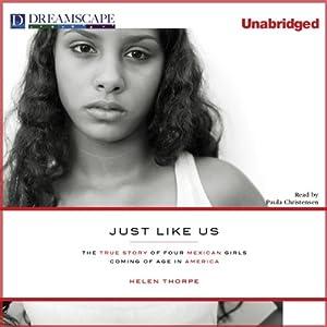 Just Like Us Audiobook