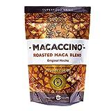 The Best Coffee Alternative - Macaccino Original Mocha - The Organic Roasted Maca Blend Superfood Energy Drink