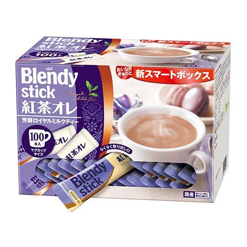 〈ブレンディ〉スティック 紅茶オレ100本