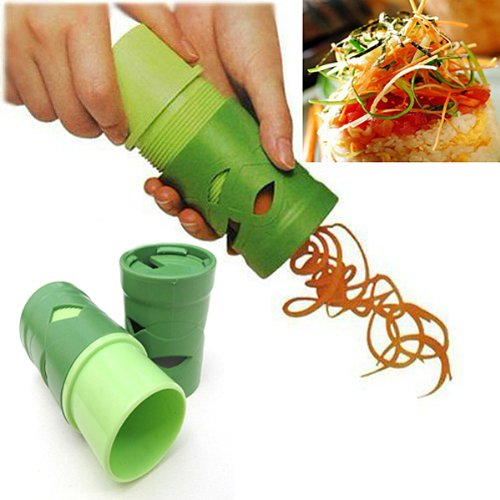 Gain Multifunction Vegetable Fruit Twister Cutter Slicer Utensil Processing Device discount