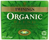 Twinings Organic Blend Tea 80 Teabags (Pack of 2, Total 160 Teabags)