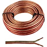 Loud Speaker Audio Cable 10m - 2x2,5mm² - 100% CCA Copper