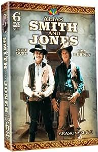 Alias Smith & Jones: Season 2 & 3 [6 DVD SET] [Region 1] [US Import] [NTSC]