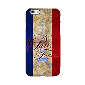 Skintice Designer Back Cover with designer 3D sublimation printing for Apple iPhone 6
