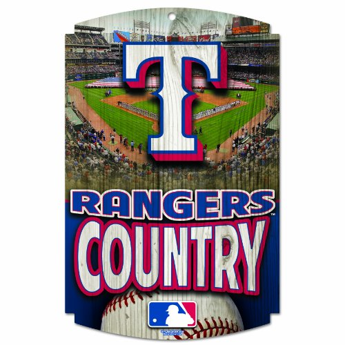 MLB Texas Rangers Wood Signs at Amazon.com