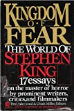 Kingdom of Fear: The World of Stephen King (0452258758) by Underwood, Tim