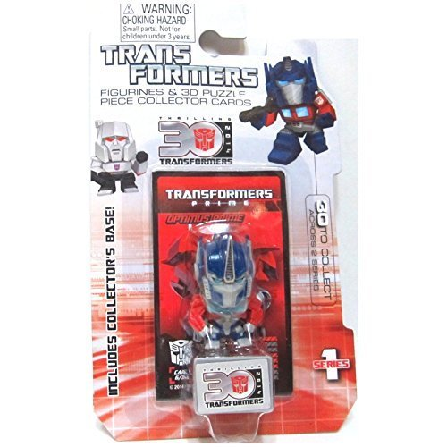 Optimus Prime Transformers Prime 30th Anniversary 1.5 Inch Series 1 Mini Figure by Hasbro günstig online kaufen