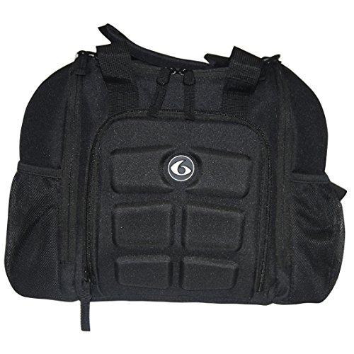 6 Pack Fitness Bag Mini Innovator 300 Stealth Black