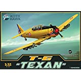 Kth32002 1:32 Kitty Hawk T 6 Texan [Model Building Kit]