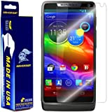 ArmorSuit MilitaryShield - Motorola Droid RAZR M Screen Protector Shield, Lifetime Replacements