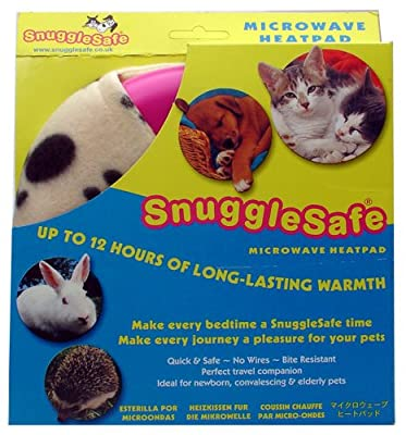 Pet Supply Imports SnuggleSafe Pet Heating Pad by Pet Supply Imports