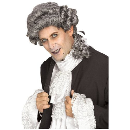 Thy Wicked Court Wig, One Size fits Most