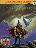 img - for Mythic Greece: The Age of Heroes (Rolemaster Fantasy Hero, Stock No 1020) book / textbook / text book