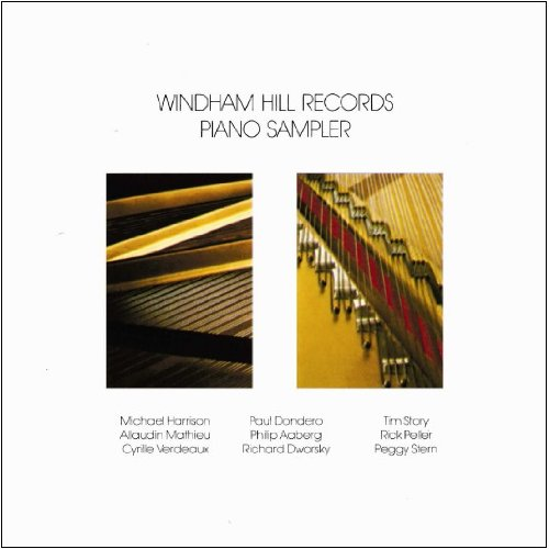 Amazon.com: Various Artists: Windham Hill Records: Piano Sampler