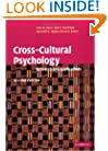 Cross-Cultural Psychology: Research and Applications