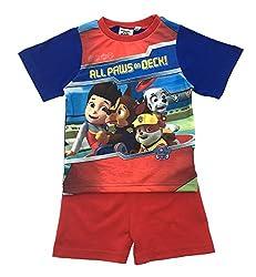 Nickelodeon Boys Girls Paw Patrol Pyjamas 2 Piece Character Pjs Size UK 1-5 Years by Nickelodeon