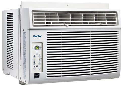 5200 Btu Window Air Conditioner With Mechanical Controls Removable Air Filter Two Way Air Direction Sleep Mode & Energy Saver