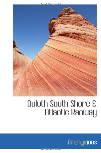 Duluth South Shore & Atlantic Ranway front-870194