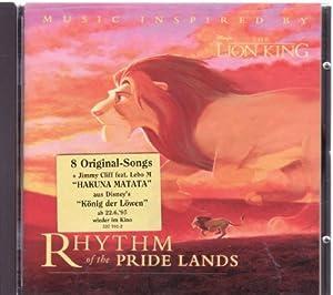 lion king rhythm of the pride lands
