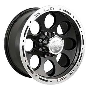 "Ion Alloy 174 Black Beadlock Wheel (16x8""/6x139.7mm)"