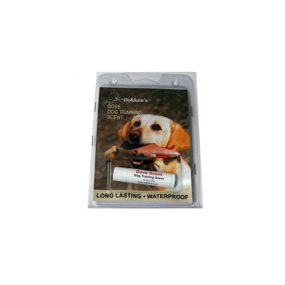 Dokken Dove Game Scent Wax .15 oz DVSW699 Hunting Dog Retriever Training