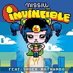Invincible (Cyberpunkers Remix) [feat. Spoek Mathambo]