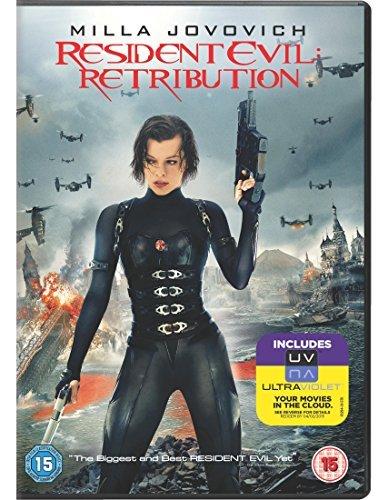 Resident Evil: Retribution (DVD) [2012] by Milla Jovovich