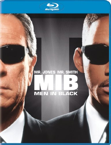 Cover art for  Men in Black (+ UltraViolet Digital Copy)  [Blu-ray]