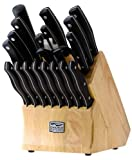 Chicago Cutlery Metropolitan 20pc Block Set