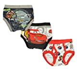 Disney Pixar Cars Toddler Boys 3Pk Underwear Briefs Size (2T-3T)