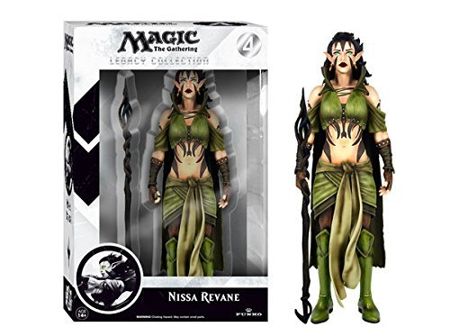 Nissa Revane: Funko Legacy Collection x Magic - The Gathering Action Figure