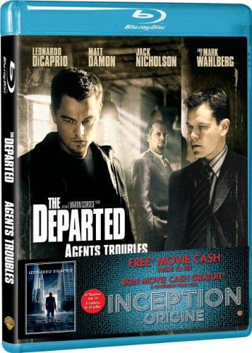 Departed [Blu-ray] [Blu-ray] (2010) (No Country For Old Men Blu Ray compare prices)