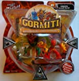 Gormiti Series 1 Branchtearer the Furious and Insecticus 2 Pack
