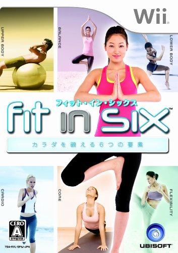 【ゲーム 買取】フィット・イン・シックス カラダを鍛える6つの要素