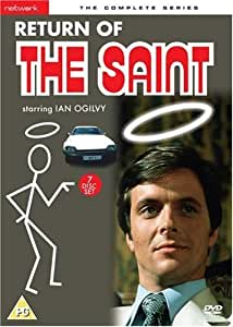The Return Of The Saint - The Complete Series [DVD]