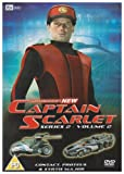 Gerry Anderson's New Captain Scarlet: Series 2 - Volume 2 [DVD]