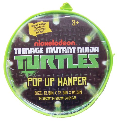 Nickelodeon Teenage Mutant Ninja Turtles Pop-Up Hamper (Ninja Turtle Pop Up Hamper compare prices)