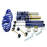 BMW E46 3-Series Non-M3 RSK Street Coilover Kit Blue
