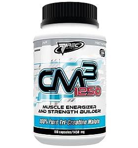 Créatine 90 Gélules - Meilleures comprimés de PRISE DE POIDS / MASS MUSCULAIRE