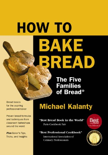 How to bake bread for American regional cuisine 2nd edition